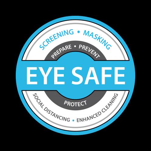 Social distancing eye doctor